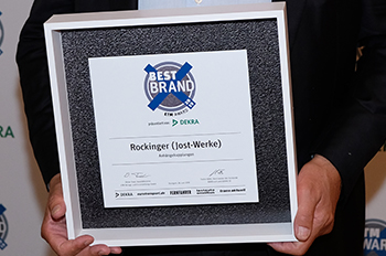 ROCKINGER Best Brand 2019